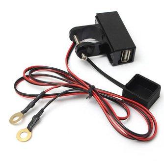 USB-aansluiting voor motor