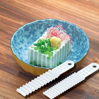 Tofu Messen 2 Stuks