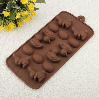 Chocolade Vormpjes Kopen met Dieren