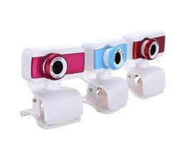 5Mpx Webcam Microfoon