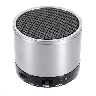 Draadloze Mini Speaker Bluetooth USB