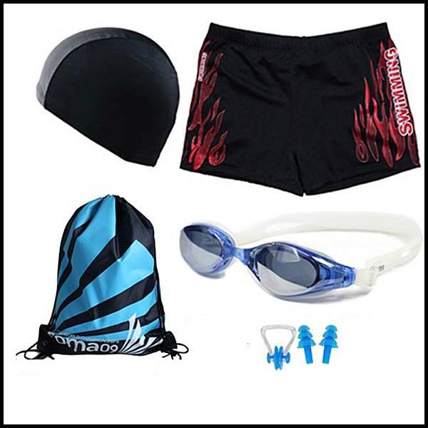 Zwemkleding Set voor Mannen