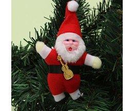 Mini Kerstman voor in de Kerstboom