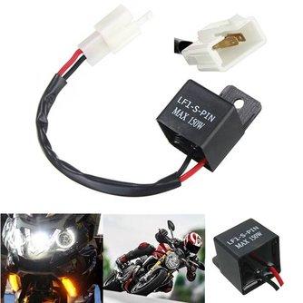 Motor LED Knipperlicht