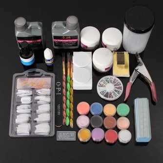 Acrylnagel Set