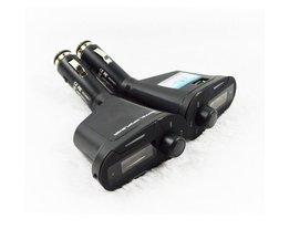 MP3 Transmitter Auto Draadloos met USB SD en MMC Aansluiting