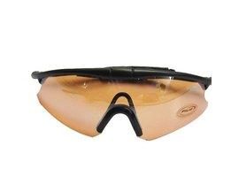 Beschermende Wielerbril