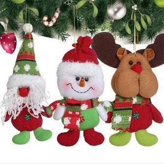Kerstknuffel voor in de Boom