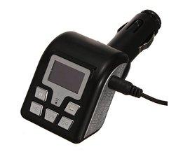 FM Transmitter Met Bluetooth