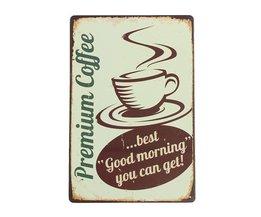 Koffie Bord