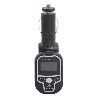 FM Transmitter Met MP3-Afspeelfunctie