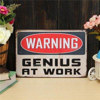 Bordje Genius at Work
