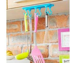 Keukenrekje Opbergsysteem