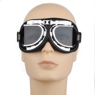 Helmbril Voor Motor