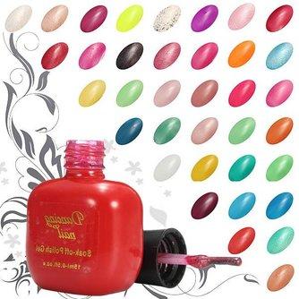 15 ml Nagellak Glitter en Opaque