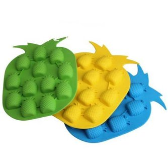 Ijsblokjesvorm Ananas