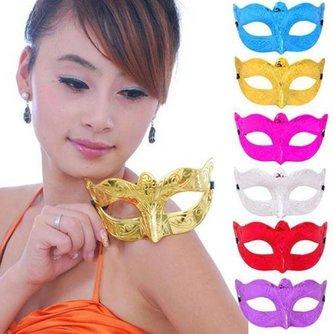 Venetiaans Masker in Meerdere Kleuren