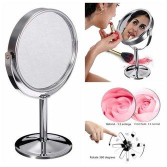 Dubbelzijdige Make-Up Spiegel