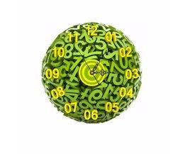 PAG Sticker Klok 3D
