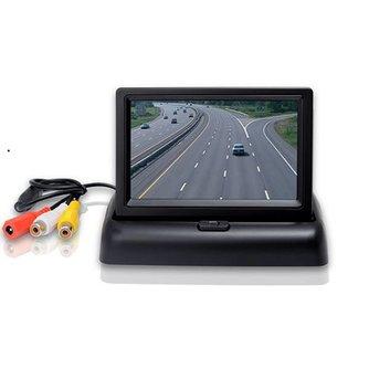 Monitor Met LCD Scherm Voor Je Auto