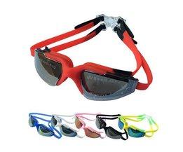 Zwembril Die Niet Beslaat In Vier Kleuren