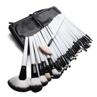 Professionele Make-Up Kwasten Set 32 Stuks