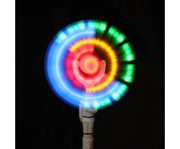 LED Windmolentje