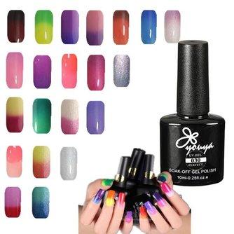 Kleurveranderende Nagellak