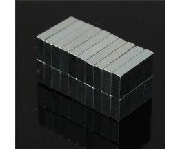 Neodymium Magneetjes 20 Stuks