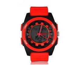 SYNOKE Horloge Rubber 67656