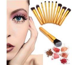 Professionele Kwastenset Voor Make-Up