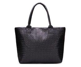 Moderne Handtas Zwart