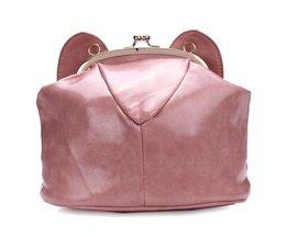 Kat-vormige Handtas