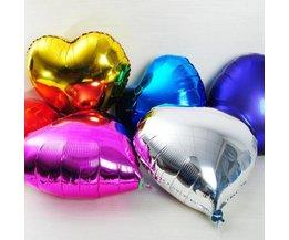 Hartvormige Ballon