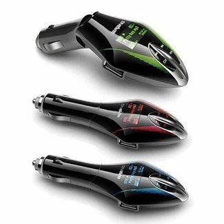 Auto MP3 Transmitter Modulator Draadloos met Afstandsbediening