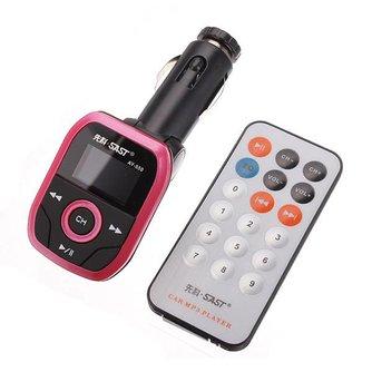 Auto Radio en MP3 Speler