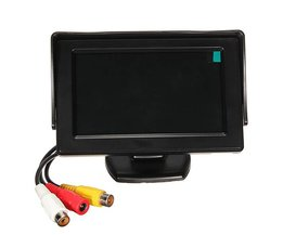 LCD Monitor voor Auto