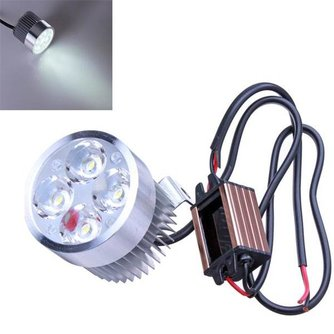 Heldere Lamp Voor Motor