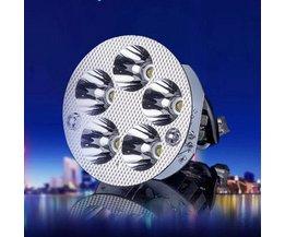 Motor LED Lamp