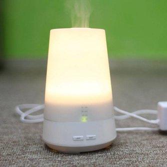Luchtbevochtiger met Aromatherapie