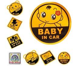 Autosticker Baby