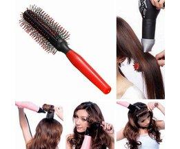 Ronde Styling Haarborstel