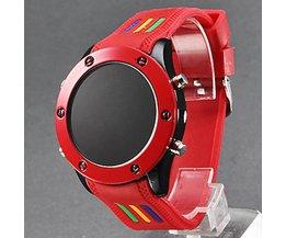 Digitaal Siliconen Horloge