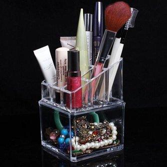 Doorzichtige MakeUp Organizer
