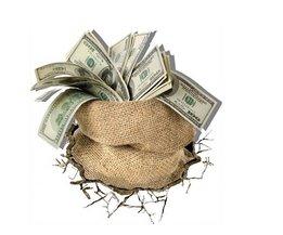 Geld Sticker 3D