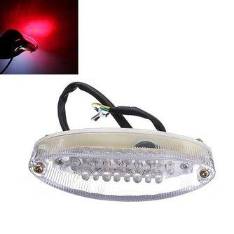 Kentekenlamp Voor Motor