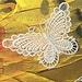 Decoratieve Vlinder Van Zijde 10 Stuks