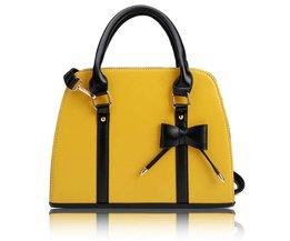 Nieuwe Handtas Met Strik