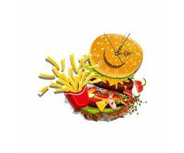 PAG Sticker Hamburger Sticker 3D