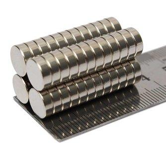 Magneet Rond 50 Stuks
